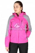 Интернет магазин MTFORCE.ru предлагает купить оптом куртка женская весна розового цвета 1612R по выгодной и доступной цене с доставкой по всей России и СНГ