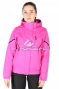 Интернет магазин MTFORCE.ru предлагает купить оптом куртка спортивная женская весна розового цвета 1615R по выгодной и доступной цене с доставкой по всей России и СНГ