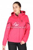 Интернет магазин MTFORCE.ru предлагает купить оптом куртка женская весна красного цвета 1615Kr по выгодной и доступной цене с доставкой по всей России и СНГ