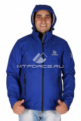 Интернет магазин MTFORCE.ru предлагает купить оптом ветровка - виндстоппер мужская синего цвета 1617S по выгодной и доступной цене с доставкой по всей России и СНГ