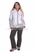 Интернет магазин MTFORCE.ru предлагает купить оптом костюм горнолыжный женский белого цвета 01621Bl по выгодной и доступной цене с доставкой по всей России и СНГ