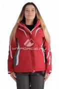 Интернет магазин MTFORCE.ru предлагает купить оптом куртка горнолыжная женская большого размера красного цвета 1628Kr по выгодной и доступной цене с доставкой по всей России и СНГ