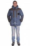 Интернет магазин MTFORCE.ru предлагает куртка зимняя мужская синего цвета 1629S по выгодной и доступной цене с доставкой по всей России и СНГ