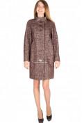 Интернет магазин MTFORCE.ru предлагает купить оптом пальто женское коричневого цвета 16291K по выгодной и доступной цене с доставкой по всей России и СНГ