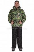 Интернет магазин MTFORCE.ru предлагает купить оптом костюм горнолыжный мужской зеленого цвета 01632Z по выгодной и доступной цене с доставкой по всей России и СНГ