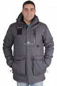 Интернет магазин MTFORCE.ru предлагает куртка зимняя удлиненная мужская темно-синего цвета 1639TS по выгодной и доступной цене с доставкой по всей России и СНГ