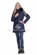 Интернет магазин MTFORCE.ru предлагает купить оптом куртку женскую итальянского тмпа темно-синего цвета 1686TS по выгодной и доступной цене с доставкой по всей России и СНГ