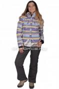 Интернет магазин MTFORCE.ru предлагает купить оптом костюм горнолыжный женский фиолетового цвета 01701F по выгодной и доступной цене с доставкой по всей России и СНГ