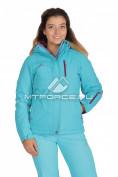 Интернет магазин MTFORCE.ru предлагает куртка демисезонная женская голубого цвета 1708G по выгодной и доступной цене с доставкой по всей России и СНГ