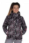 Интернет магазин MTFORCE.ru предлагает купить оптом куртку спортивную женская демисезонная черного цвета 1710Ch по выгодной и доступной цене с доставкой по всей России и СНГ