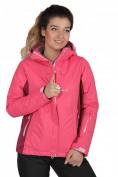Интернет магазин MTFORCE.ru предлагает купить оптом куртку спортивную женская осень весна розового цвета 1711R по выгодной и доступной цене с доставкой по всей России и СНГ