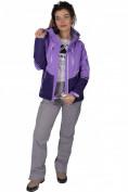 Интернет магазин MTFORCE.ru предлагает купить оптом костюм женский осень весна фиолетового цвета 01715F по выгодной и доступной цене с доставкой по всей России и СНГ