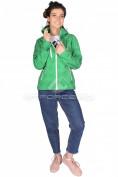 Интернет магазин MTFORCE.ru предлагает купить оптом ветровка - виндстоппер женская зеленого цвета 1736Z по выгодной и доступной цене с доставкой по всей России и СНГ