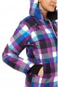 Оптом Куртка горнолыжная женская фиолетового цвета 1807F в  Красноярске, фото 5