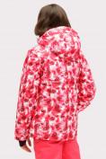 Оптом Куртка горнолыжная подростковая для девочки розового цвета 1773R в Казани, фото 3