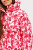 Оптом Куртка горнолыжная подростковая для девочки розового цвета 1773R в Казани, фото 5