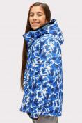 Оптом Костюм горнолыжный для девочки синего цвета 01773S в Нижнем Новгороде, фото 3