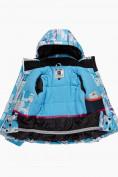 Оптом Куртка горнолыжная подростковая для девочки голубого цвета 1774Gl, фото 3