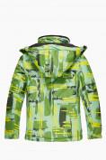Оптом Куртка горнолыжная подростковая для девочки салатового цвета 1774Sl, фото 2