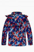 Оптом Куртка горнолыжная подростковая для девочки красного цвета 1774Kr в Нижнем Новгороде, фото 2