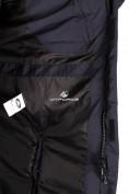 Оптом Куртка зимняя удлиненная мужская темно-синего цвета 1780TS в  Красноярске, фото 6