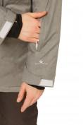Оптом Куртка горнолыжная женская большого размера серого цвета 1783Sr в Екатеринбурге, фото 5