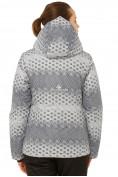 Оптом Куртка горнолыжная женская серого цвета 1786Sr, фото 3