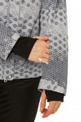 Оптом Куртка горнолыжная женская серого цвета 1786Sr, фото 6