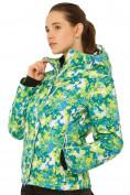 Оптом Костюм горнолыжный женский зеленого цвета 01787Z, фото 3
