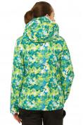 Оптом Костюм горнолыжный женский зеленого цвета 01787Z, фото 4