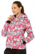 Оптом Костюм горнолыжный женский розового цвета 01787R в Екатеринбурге, фото 3