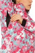 Оптом Костюм горнолыжный женский розового цвета 01787R в Екатеринбурге, фото 12