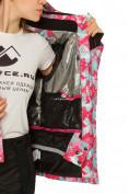 Оптом Костюм горнолыжный женский розового цвета 01787R в Екатеринбурге, фото 11
