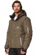 Оптом Куртка горнолыжная мужская хаки цвета 1788Kh, фото 2