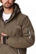 Оптом Куртка горнолыжная мужская хаки цвета 1788Kh, фото 4