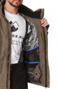 Оптом Куртка горнолыжная мужская хаки цвета 1788Kh, фото 5
