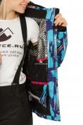 Оптом Костюм горнолыжный женский фиолетового цвета 01801F в Екатеринбурге, фото 8