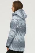 Оптом Куртка горнолыжная женская серого цвета 1803Sr в  Красноярске, фото 3