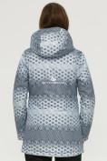 Оптом Куртка горнолыжная женская серого цвета 1803Sr в  Красноярске, фото 4