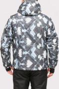 Оптом Куртка горнолыжная мужская серого цвета 18108Sr в  Красноярске, фото 4