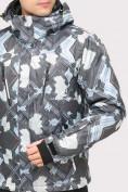 Оптом Куртка горнолыжная мужская серого цвета 18108Sr в  Красноярске, фото 5