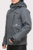 Оптом Костюм горнолыжный мужской серого цвета 018109Sr в Казани, фото 3