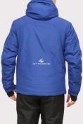 Оптом Костюм горнолыжный мужской синего цвета 018109S в  Красноярске, фото 5