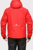 Оптом Куртка горнолыжная мужская красного цвета 18109Kr в Екатеринбурге, фото 4