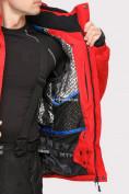 Оптом Куртка горнолыжная мужская красного цвета 18109Kr в Екатеринбурге, фото 6