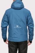 Оптом Куртка горнолыжная мужская голубого цвета 18109Gl в Екатеринбурге, фото 4