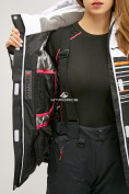 Оптом Женский зимний горнолыжный костюм черного цвета 01856Ch в  Красноярске, фото 6