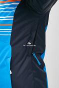 Оптом Женский зимний горнолыжный костюм синего цвета 01856S в  Красноярске, фото 7