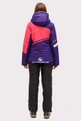 Оптом Костюм горнолыжный женский темно-фиолетового цвета 01811TF в Казани, фото 3