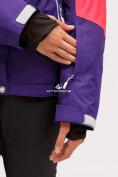 Оптом Куртка горнолыжная женская темно-фиолетового цвета 1811TF в Екатеринбурге, фото 5